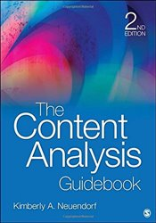 Content Analysis Guidebook - Neuendorf, Kimberly A.