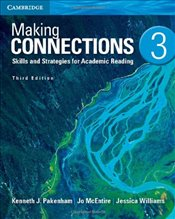 Making Connections Level 3 Students Book 3e : Skills and Strategies for Academic Reading - Pakenham, J. Kenneth