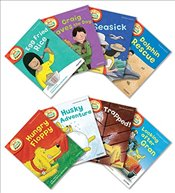 Oxford Reading Tree Read With Biff, Chip, and Kipper: Level 5. Pack of 8 - Hunt, Roderick