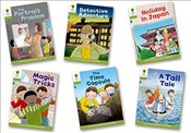 Oxford Reading Tree Biff, Chip and Kipper Stories Decode and Develop: Level 7: Pack of 6 - Hunt, Roderick