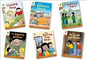 Oxford Reading Tree Biff, Chip and Kipper Stories Decode and Develop: Level 8: Pack of 6 - Hunt, Roderick
