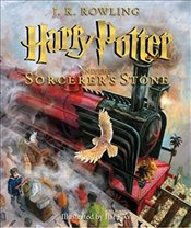 Harry Potter and the Sorcerers Stone : The Illustrated Edition - Rowling, J. K.
