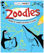 Zoodles!: Oodles of Animal Pictures to Finish! (Doodle Factory) -