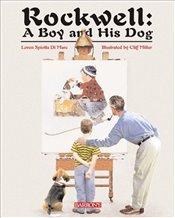 Rockwell: A Boy and His Dog - Mare, Loren Spiotta-Di
