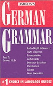 German Grammar  - Graves, Paul