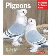 Pigeons : Everything About Purchase, Care, Management, Diet, Disease, and Behaviour - Complete Pet O - Vriends, Matthew M