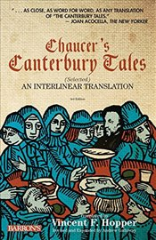 Chaucers Canterbury Tales : An Interlinear Translation - Galloway, Andrew