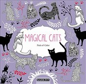 Magical Cats : Pads of Colour   -