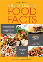 Quick Check Food Facts - Shapiro, Amy Newman