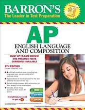 Ap English Language and Composition (Barrons Ap English Language & Composition) - Ehrenhaft, George