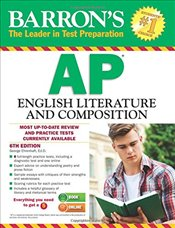 Barrons AP English Literature and Composition 6e - Ehrenhaft, George