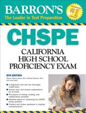 Barrons CHSPE (Barrons Chspe: California High School Proficiency Exam) - Weiner-Green, Sharon