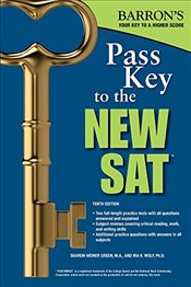 Pass Key to the New SAT (Barrons Pass Key to the Sat) - Weiner-Green, Sharon