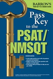 Pass Key to the PSAT/NMSQT, 7th Edition (Barrons Pass Key to the Psat/Nmsqt) - Weiner-Green, Sharon