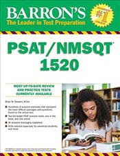 PSAT/Mnsqt 1520 : Aiming for National Merit - Stewart, Brian