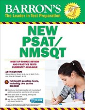 Barron S PSAT/NMSQT With CDROM : 18e - Weiner-Green, Sharon