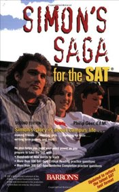 Simons Saga for the SAT - Geer, Philip
