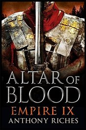 Altar of Blood : Empire IX - Riches, Anthony