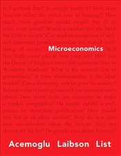 Microeconomics Plus New Myeconlab with Pearson eText - Access Card Package (Acemoglu, Laibson & List - Acemoglu, Daron