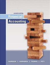 Financial Accounting 11E - Harrison, Walter T.