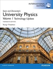 University Physics with Modern Physics 13e Technology Update, Volume 1 (chs. 1-20) - Young, Hugh D.