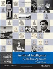 Artificial Intelligence 3e PGE : A Modern Approach - Russell, Stuart