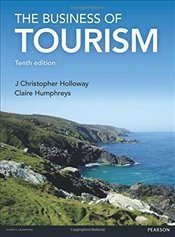 Business of Tourism 10e - Holloway, Christopher J.