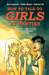 How to Talk to Girls at Parties - Gaiman, Neil