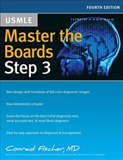 Kaplan Medical USMLE Master the Boards Step 3 4e - Fischer, Conrad