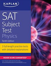 Kaplan SAT Subject Test Physics 10e -