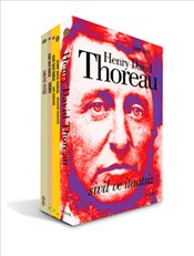Yeni Sivil İtaatsizlik : 5 Kitap Set - Thoreau, Henry David