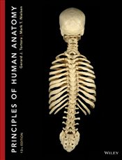 Principles of Human Anatomy 13E + WileyPLus Bundle - Tortora, Gerard J.