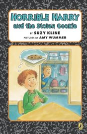 Horrible Harry and the Stolen Cookie - Kline, Suzy