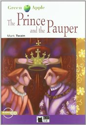 Green Apple: The Prince and the Pauper + CD (Green Apple Step One) - Twain, Mark
