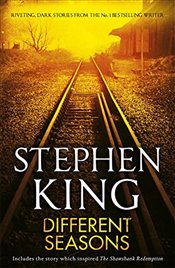 Different Seasons : Four Novellas - King, Stephen