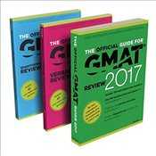 Official Guide to the GMAT Review 2017 Bundle + Question Bank + Video - GMAC - Graduate Management Admission Council