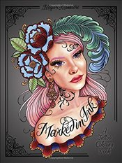 Marked in Ink: A Tattoo Coloring Book (Colouring Books) -