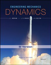 Engineering Mechanics 8e : Dynamics W+ - Meriam, J. L.