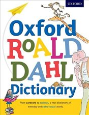 Oxford Roald Dahl Dictionary - Dahl, Roald
