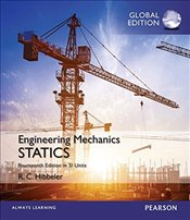Engingeering Mechanics 14e : Statics plus MasteringEngineering with Peason eText, SI Edition - Hibbeler, Russell C.