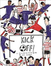 Kick Off : A Football Activity Book - Gamble, Joe