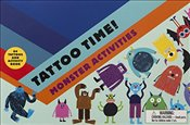 Tattoo Time! : Monster Activities   - Hodgson, Rob
