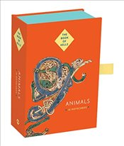 Book of Kells : Animals : 16 Notecards   -