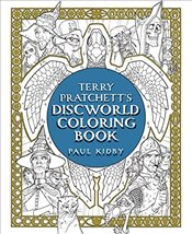 Terry Pratchetts Discworld Coloring Book - Pratchett, Terry