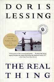 Real Thing : Stories and Sketches - Lessing, Doris