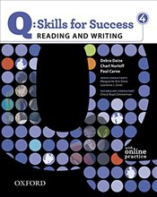 Q Skills for Success: Reading and Writing 4: Student Book with Online Practice - Daise, Debra