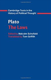Plato: Laws (Cambridge Texts in the History of Political Thought) - Platon (Eflatun)