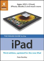 Rough Guide to the iPad  - Buckley, Peter