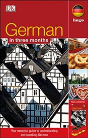 German In 3 Months : Hugo in 3 Months CD Language Course -