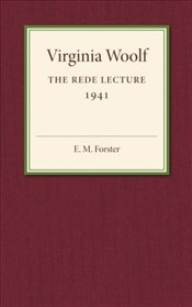 Virginia Woolf - Forster, E. M.